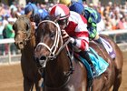 'Interesting Case' Horsepower Wins at Keeneland