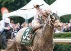 Creator Soars Home to Win Arkansas Derby