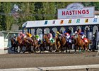Hastings Cancels April 23 Racing Program