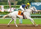 Dreamologist wins the Las Ciengas Stakes