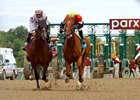 Racing at Parx in Pennsylvania