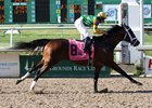3/29/2014  -  Palace Malice with Mike Smith aboard captures the New Orleans Handicap at Fair Grounds.
