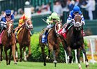 Tepin Soars in Distaff Turf Repeat