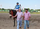 Gallardo's 1,000th Win Comes at Presque Isle