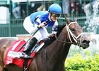Tepin, Nyquist Move Up in Longines Rankings