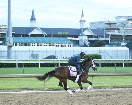 Rachel's Valentina - Churchill Downs, May 4, 2016