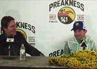 Preakness press conference vid