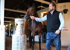 Nyquist, Doug O'Neill, and the Stanley Cup.