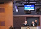 Uncle Mo Filly Brings $1 Million at F-T Sale