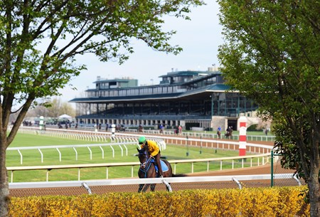 Keeneland April 6, 2016