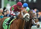 Lady Shipman wins The Very Stakes May 21 at Pimlico