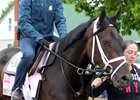 Mo d'Amour Gets Class Relief in Monmouth Oaks