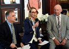 Belinda Stronach Aims to Expand Horse Racing