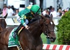 Ahh Chocolate wins Allaire DuPont Distaff at Pimlico May 20