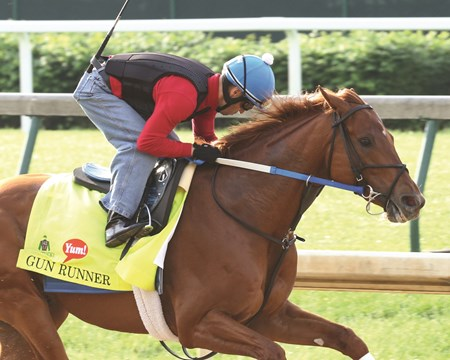 Gun Runner - Morning Work - CD - 050216 - 005