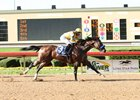 Cyrus Alexander wins Lone Star Park Handicap May 30