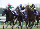 Marialite Upsets Favorites at Hanshin