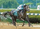 Tom's Ready wins Woody Stephens at Belmont