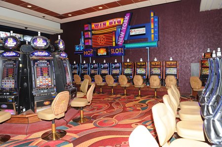aqueduct casino slots