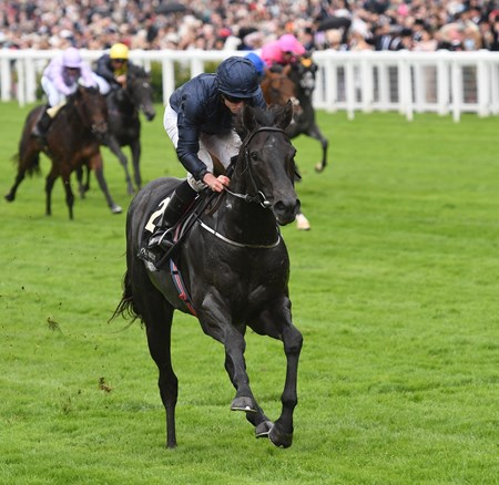 Caravaggio wins the Coventry Stakes at Royal Ascot June 14, 2016