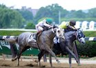 Creator Edges Destin to Take Belmont