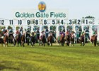 Weekend Stakes Rundown: Golden Gate's Big Day