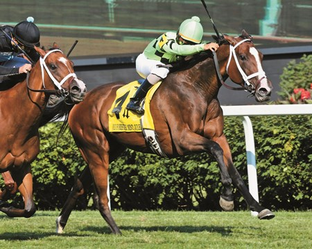 Cash Control wins the Old Forester Mint Julep at Churchill Downs