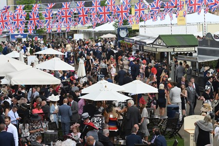 Racing and scenes from the 2016 Royal Ascot meet in June