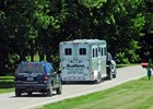 Horses leave Mercer County farm June 28