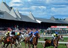 Saratoga Race Course, one of three NYRA tracks
