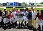 Jockey Husbands Rides 3,000th Winner