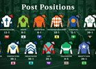 Belmont Draw: Post 11 for Exaggerator