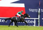 Harzand Gives Aga Khan Fifth Epsom Derby Win