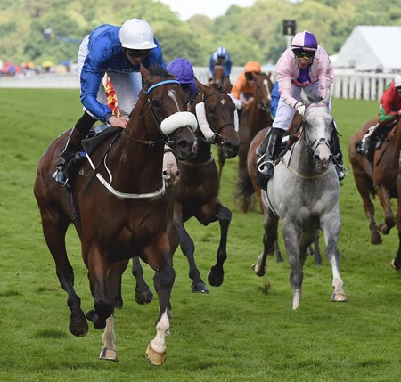 Portage (IRE) wins the Royal Hunt Cup (Heritage Handicap) at Royal Ascot June 15, 2016