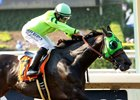 Melatonin wins the Gold Cup at Santa Anita June 25