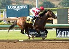 Songbird wins Summertime Oaks