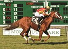 Isabella Sings wins June 25 Eatontown Stakes at Monmouth