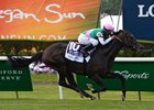 Flintshire wins Manhattan Stakes at Belmont