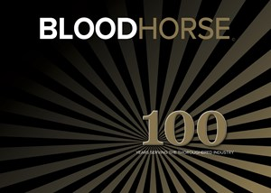 Blood Horse 100 Years Serving the Thoroughbred Industry