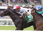 Blacktype wins Oceanport Stakes July 31 at Monmouth