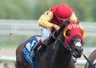Up With the Birds winning the July 24 Nijinsky Stakes (Can-IIT)
