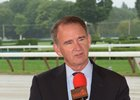 Kay Discusses Saratoga Meet, 'Clean Audits'