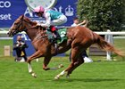 Fair Eva First Stakes Winner for Frankel
