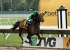 Exaggerator Shows 'Improvement' in Workout