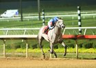 Bling On the Music romps in TTA Futurity for fillies