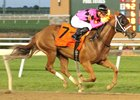 Family Tree Easy Winner of Indiana Oaks
