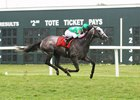 Pure Sensation Speeds to Victory in Parx Dash
