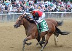 A. P. Indian won the Belmont Sprint Championship July 9