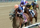 Mind Your Biscuits gets his first graded stakes win