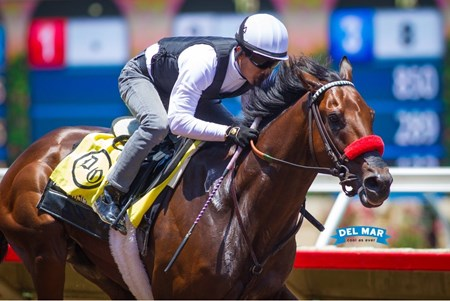Nyquist - Del Mar, July 24, 2016